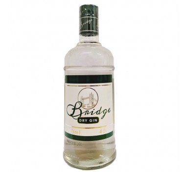 Gin Bridge Dry 750ml