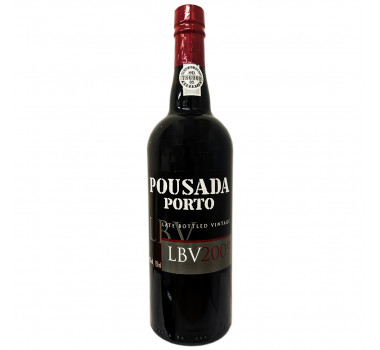Vinho Do Porto Pousada LBV2009 Tinto 750ml