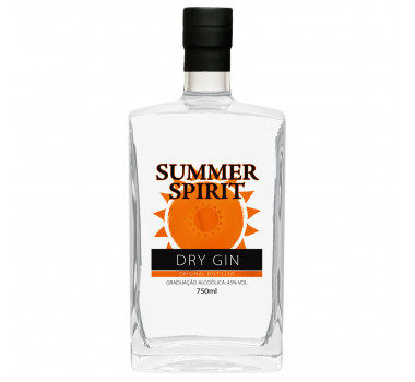 Gin Summer Spirit 750ml