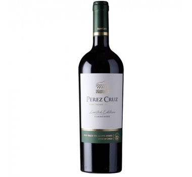 Vinho Perez Cruz Limited Edition Carmenere Tinto 750ml